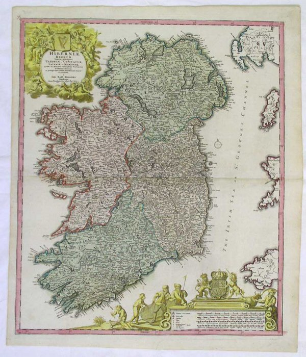 1514: A Map of Ireland