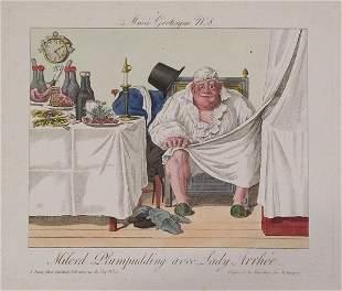Godissart de Cari (French 18th-19th Century)