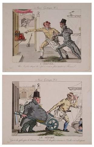 Godissart de Cari (French 18th-19th Century) (2)