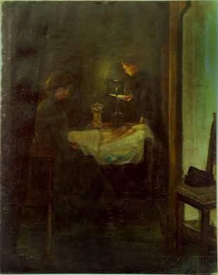 Unknown Danish Artist (19th Century)