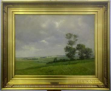 1526: Karl Harald Alfred Broge (Danish 1870-1955)