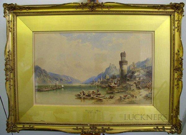 1595: Emil Rieck (German, active 1852- )