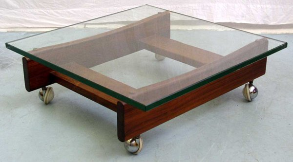 2020: Danish Design Coffee Table