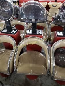 Venus by Takara Belmont Hair Dryer & Wilgate Chair