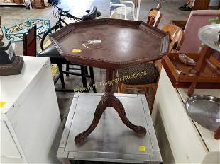 Vintage Tray Table 3 Leg