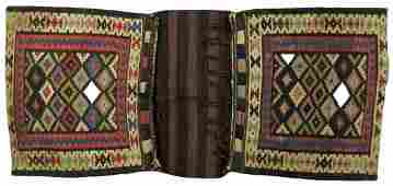 ANTIQUE PERSIAN / JAF KURDISH CAMEL BAG