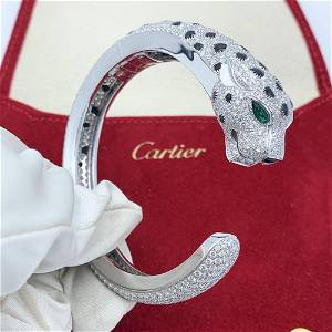 Cartier Panthere de Cartier bracelet Size18 with