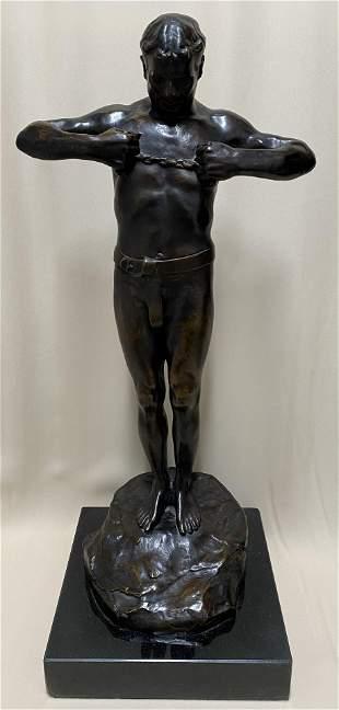 Harriet Frishmuth American Bronze Sculpture