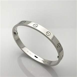 Cartier Love Bracelet Size 16
