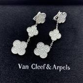 Van Cleef & Arpels Magic Alhambra 18K White gold 4.26ct