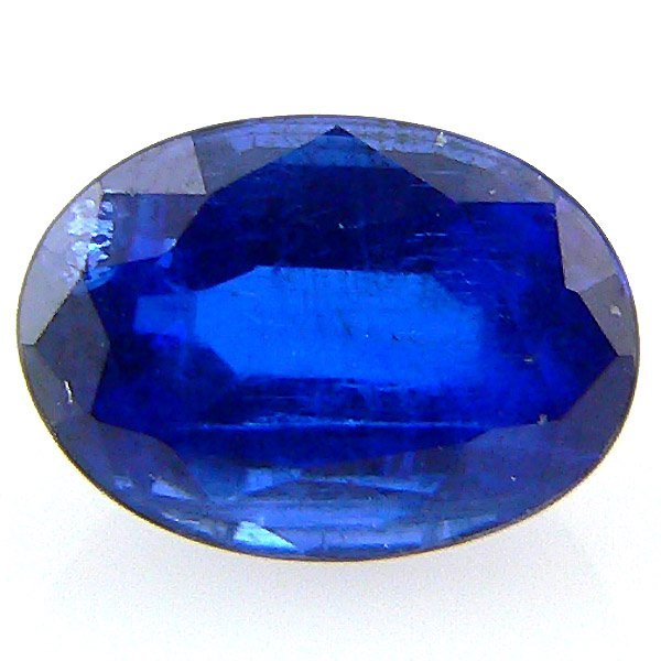 10011: OVAL KYANITE 7X5MM 1.23CTS