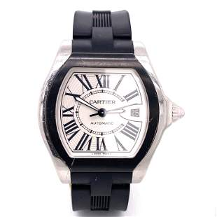 CARTIER Roadster Automatic Rubber Band