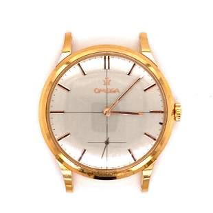 18k Omega WristWatch