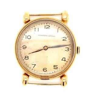 18k International Watch & Co.