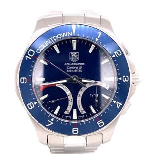 TAG HEUER Aquaracer Regatta Calibre S 300 M