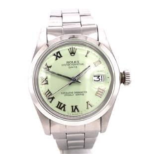 Stainless Steel 1500 Date ROLEX Watch