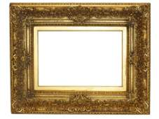 Antique 19th Century Gilt Wood Picture Frame
