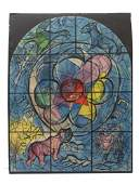 A CHARLES SORLIER AFTER MARC CHAGALL LITHOGRAPH