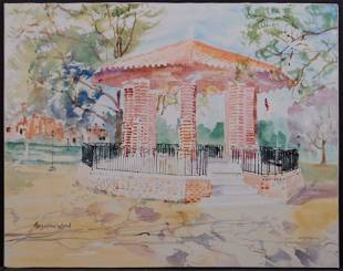 Angelina Wood: Franklin Common, Franklin,
