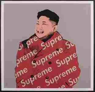 Pete Street: Supreme Leader (Light Grey)