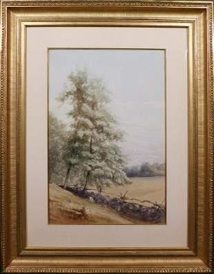 F. B. Allen: New England Landscape