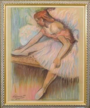 Howard Besnia: Apres Degas