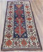 Antique Northwest Persian Rug 36 x 7