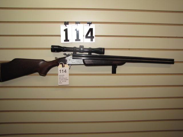 Model 24 savage Savage Model