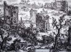 GIOVANNI B. PIRANESI (ITALY 1720-1778)
