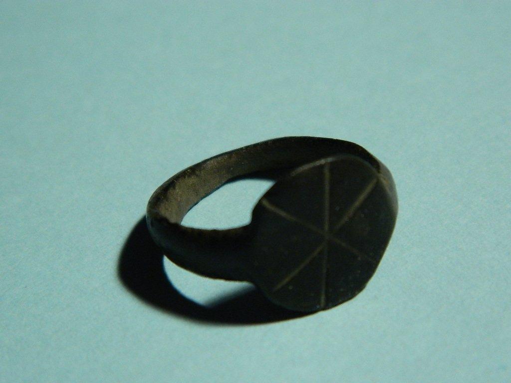 SWEDEN VIKING Medieval Ring