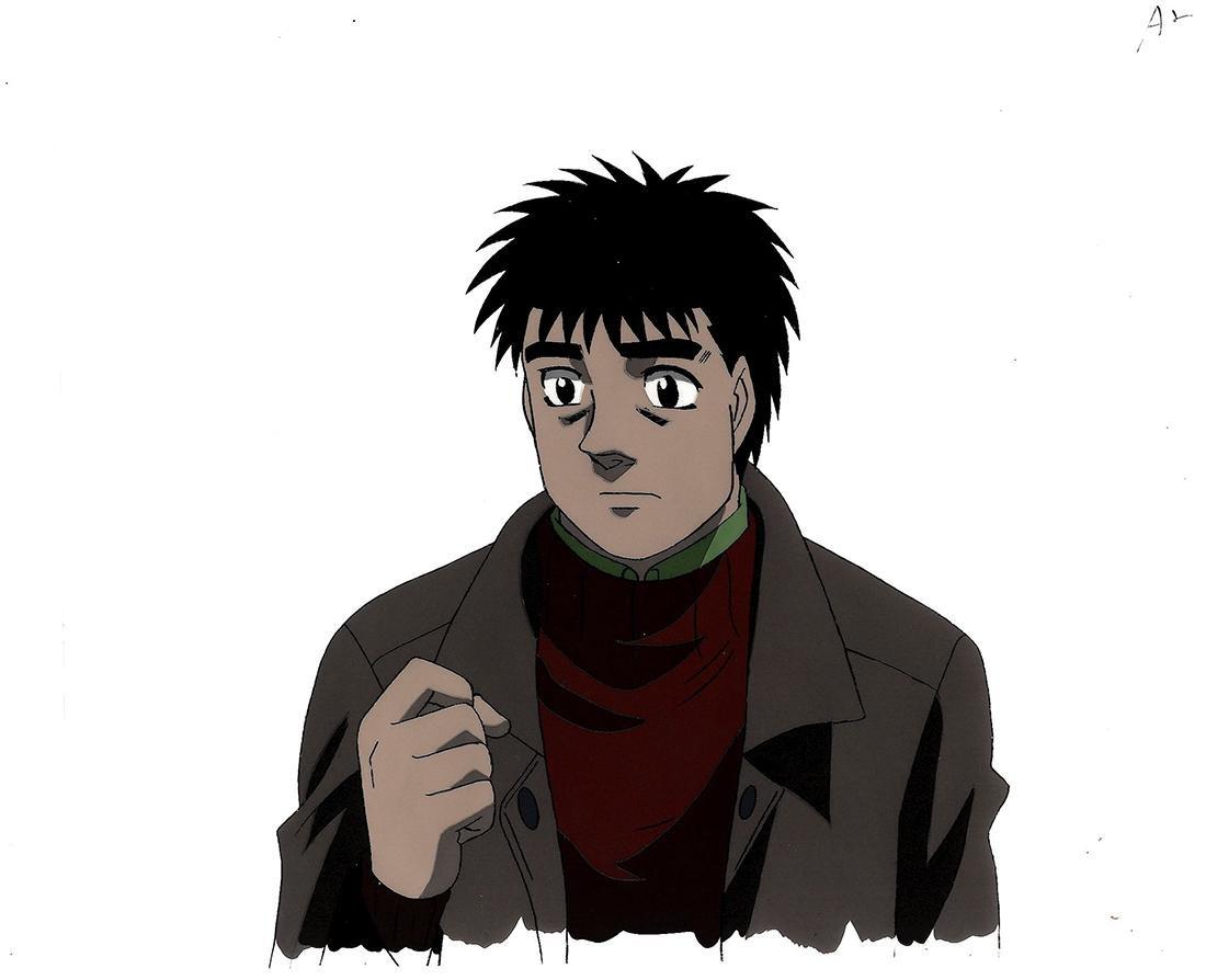 Hajime no Ippo, Ippo Makunouchi, Cel & Sketch