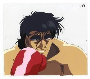 Hajime no Ippo Ryou Mashiba Cel Sketch