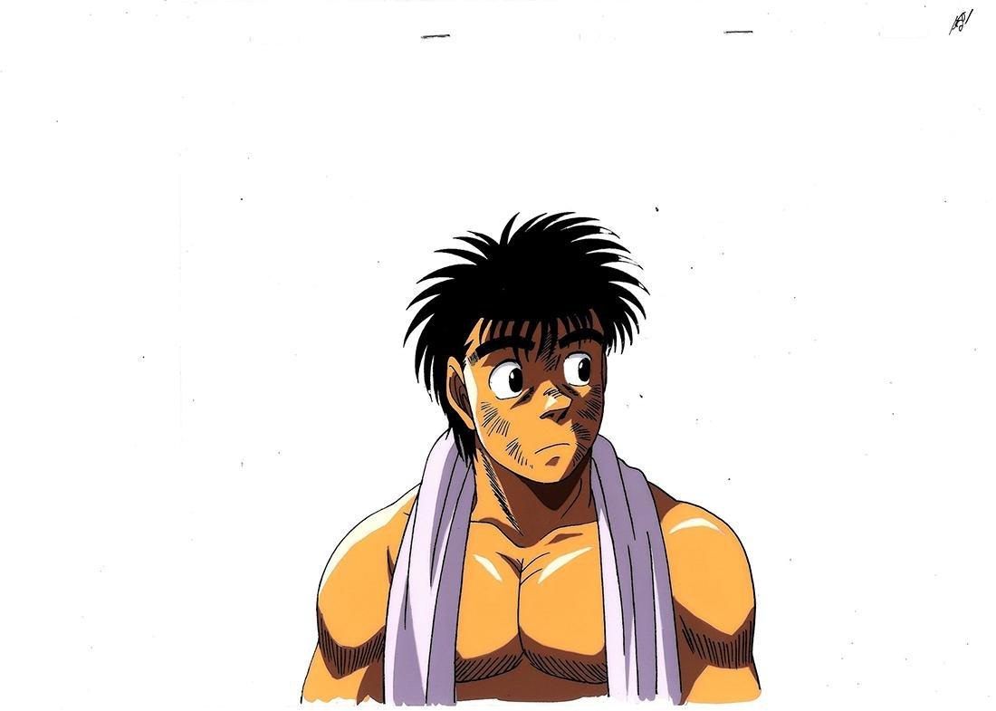 Hajime no Ippo, Ippo Makunouchi, Cel