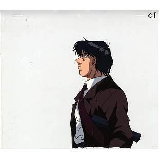 Hajime no Ippo Ichiro Miyata Cel Sketch