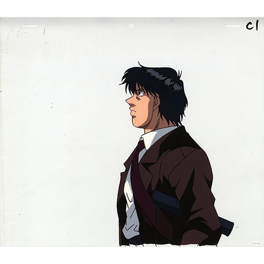 Hajime no Ippo, Ichiro Miyata, Cel & Sketch