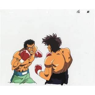Hajime no Ippo Cel Sketch