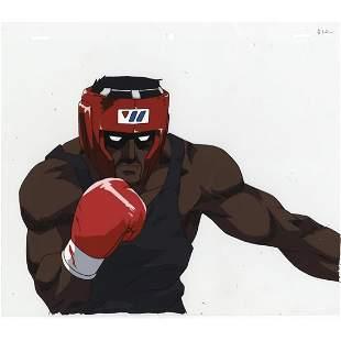 Hajime no Ippo Jason Osma Cel Sketch
