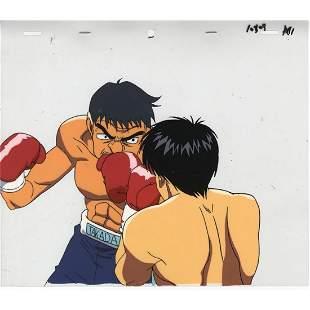 Hajime no Ippo Ichiro Miyata Cel Sketches