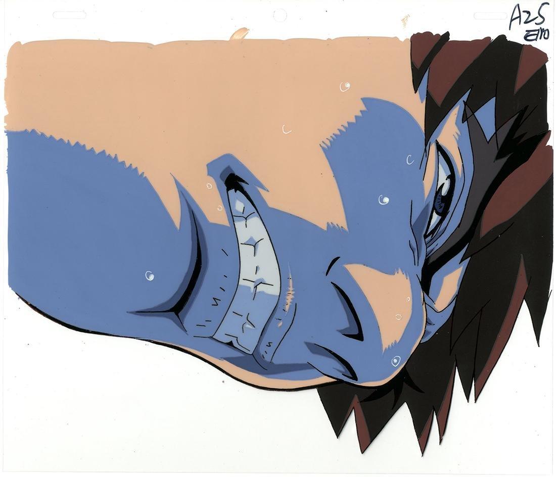 Street Fighter Alpha: The Movie, Ryu, Cel & Sketch