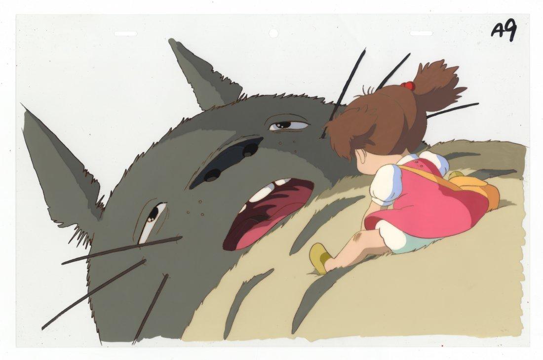 My Neighbor Totoro, Totoro, Mei Kusakabe, Cel