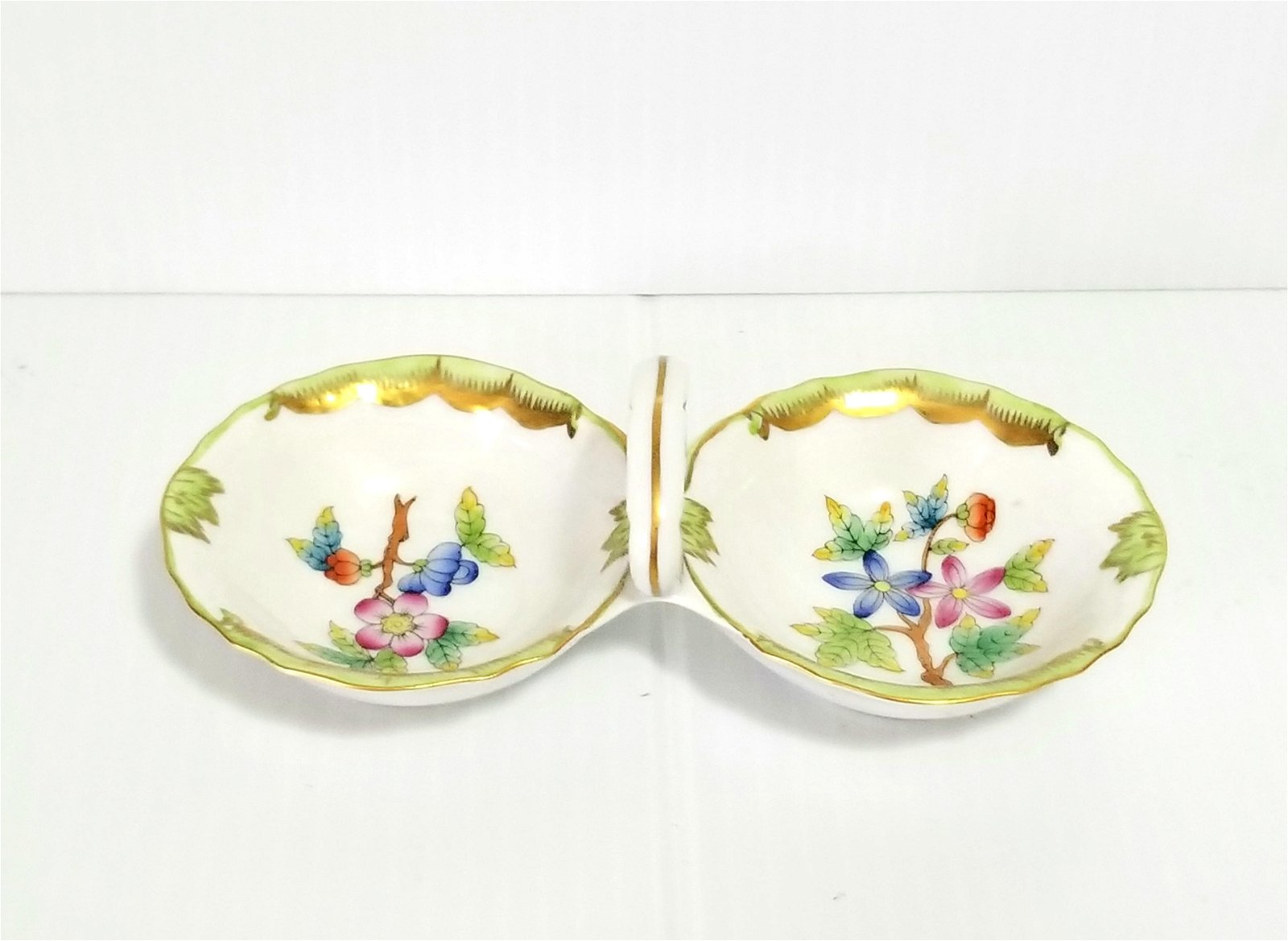 Herend Porcelain Hand Painted Bowl