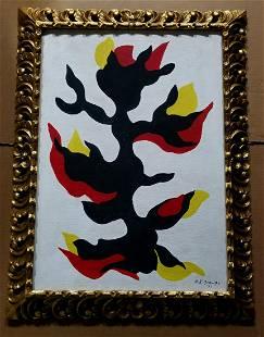 Hernando Ruiz Ocampo 1977 Acrylic Canvas