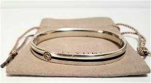 Amazing David Yurman 925 750 Bracelet
