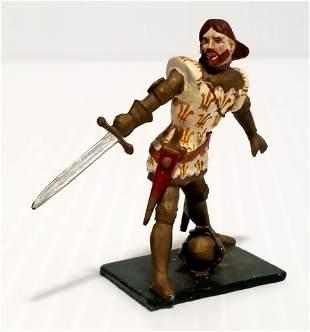 Amazing Richard Courtenay 1891-1963 Medieval Toy
