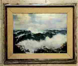 Howard Russell Butler Oil Canvas