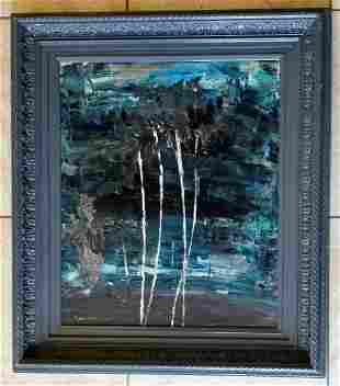 Richard Borthwick Gorman Oil Canvas