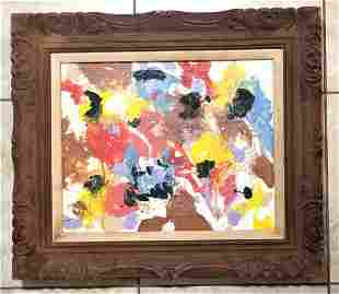 John Seery Acrylic Canvas