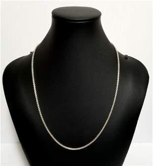 Amazing David Yurman 925 585 Necklace