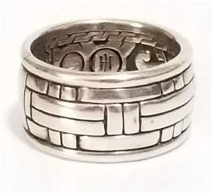Amazing John Hardy 925 Ring