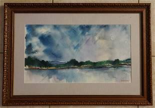 Beautiful Eugene Leake Watercolor Paper